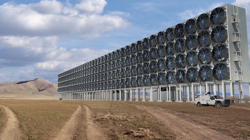 Szén-dioxid megkötés - álmok és realitások - TZM