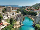 Croatia and Bosnia Herzegovina from Trafalgar