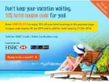 10% Off Hotel Bookings with Zuji and HSBC from HSBC