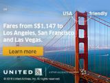 Exclusive Travel Agents Fares Only! Fly to San Francisco from SGD 1,235 with United Airlines from United Airlines Inc