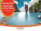 Surprise Sale with 25% Savings from AirAsiaGo from AirAsiaGo