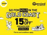 Scoot your way to Gold Coast from SGD159 from Scoot