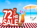 72 Hours Sale | Book your Next Getaway with AirAsiaGo from AirAsiaGo