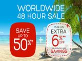 Up to 56% Off Hotel Rates via Hotels.com from Hotels.com