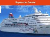 Star Cruises - Superstar Gemini - 2N Cruises Wednesday Sailings - 35% Promo (Winter Low) from C & E Holidays