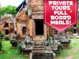 4D3N EXPLORING PHNOM PENH *PRIVATE TOURS & FULL BOARD from Green Holidays Tours & Travel