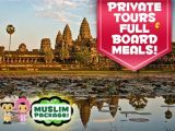 4D3N ADVENTURE IN CAMBODIA *PRIVATE TOURS & FULL BOARD (MUSLIM TOUR) from Green Holidays Tours & Travel