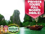 3D2N EXPERIENCE HANOI – HALONG *PRIVATE TOURS & FULL BOARD (MUSLIM TOUR) from Green Holidays Tours & Travel
