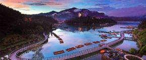 7D Hualien / Taitung Hot Spring / Sun Moon Lake / High-Speed Railway Experience Tour  (land only) from Konsortium Express and Tours
