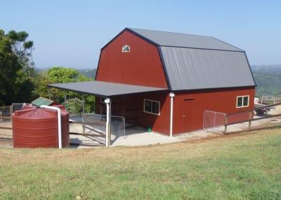 Barns & Farm Sheds