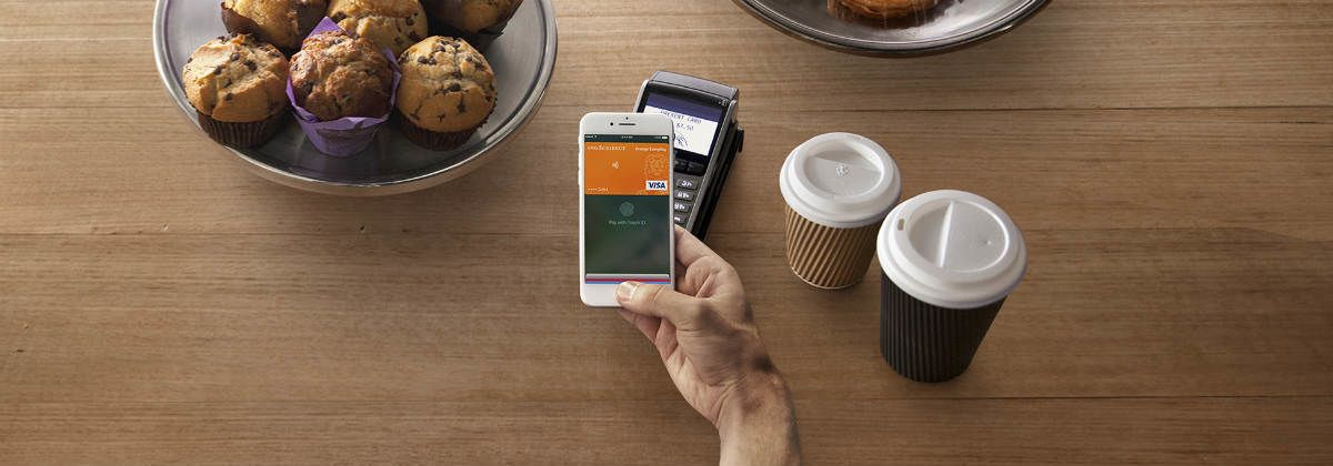 Apple Pay nu beschikbaar voor ING-klanten