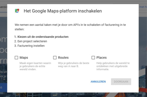 Google Maps JavaScript API
