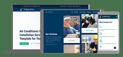 AC Repair- website