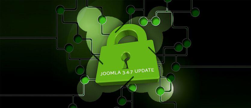 Joomla! 3.4.7 is vrijgegeven