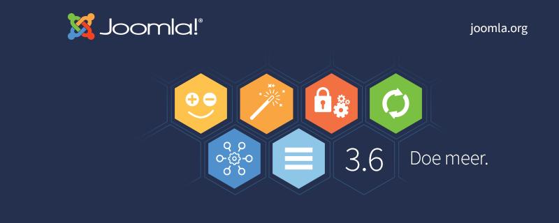 Joomla! 3.6.0 is vrijgegeven