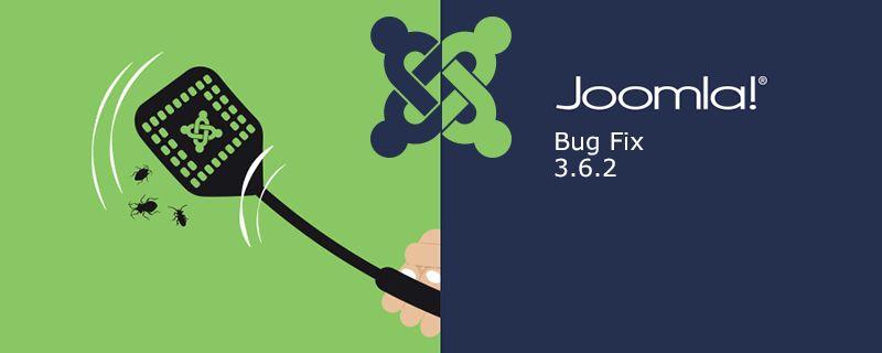 Joomla! 3.6.2 is vrijgegeven
