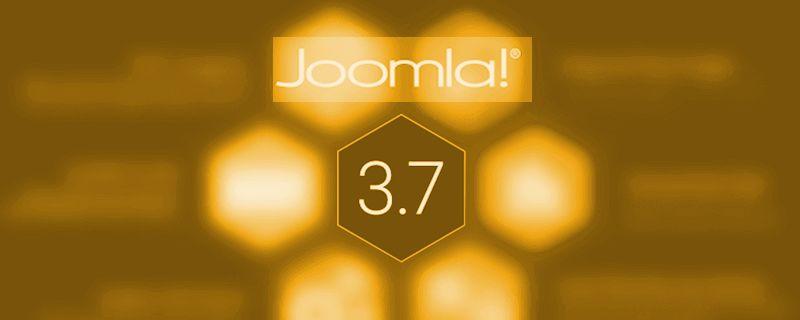 Joomla 3.7.0 is vrijgegeven