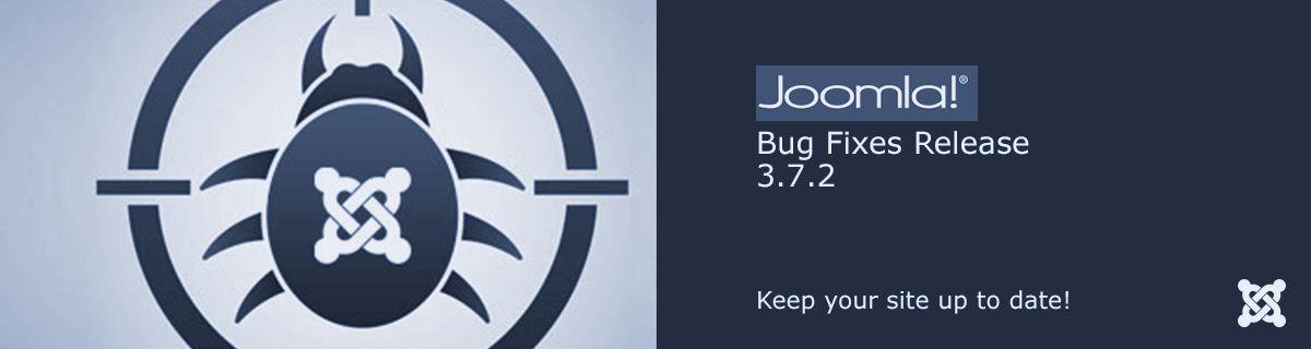 Joomla 3.7.2 is nu beschikbaar