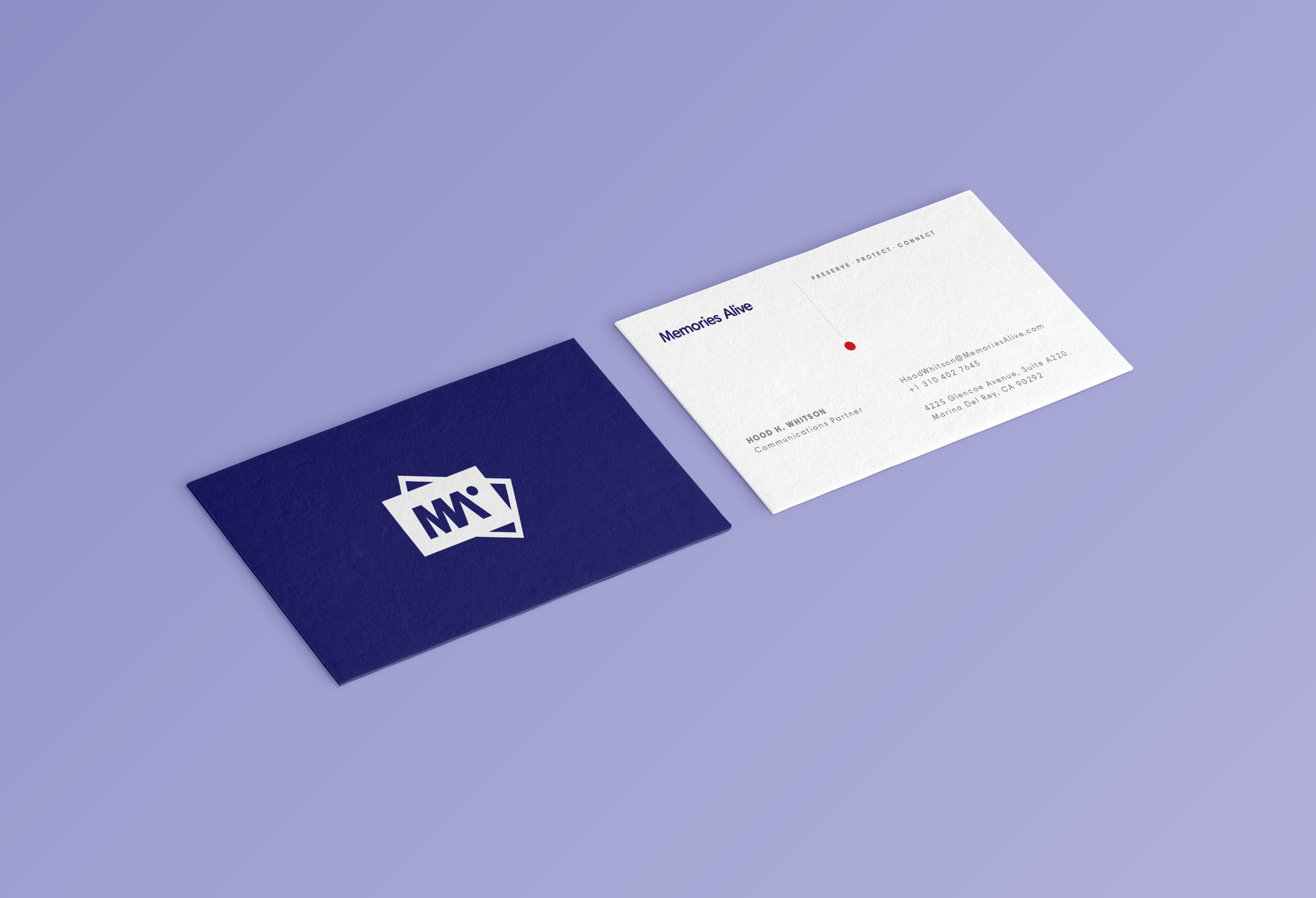 Branding agency in los angeles use all five logo and business card design for tech startup memories alive reheart Image collections