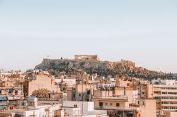 Savaitgalio kelionės kryptis –  Atėnai