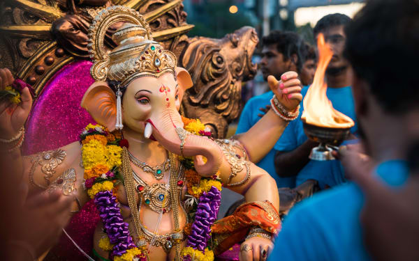 Indija, Mumbajus
