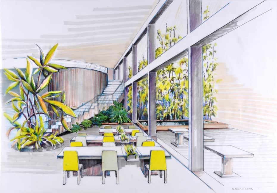 Interior Design Module Two Chelsea College Of Arts Ual Home Design