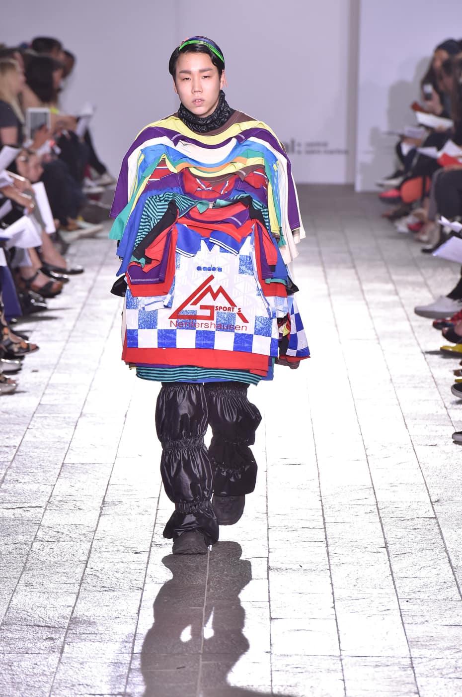 BA (Hons) Fashion: Fashion Print - Central Saint Martins - UAL