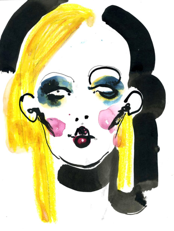 BA (Hons) Fashion Illustration - London College of Fashion ...