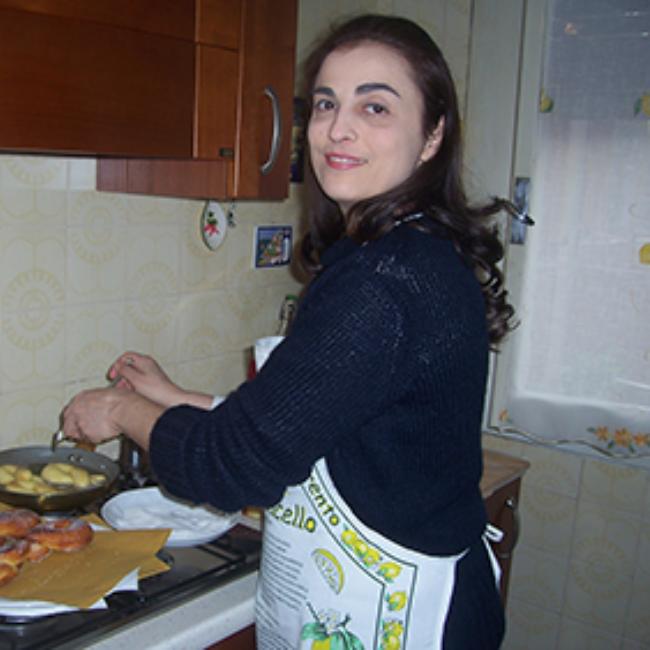 cooker Paola Liguoro