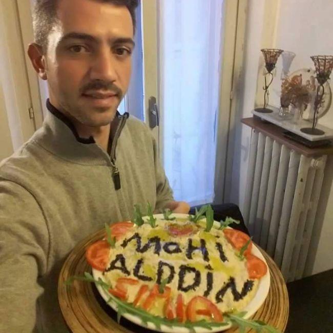 cooker Mohi Al Ddin Al Hamouri