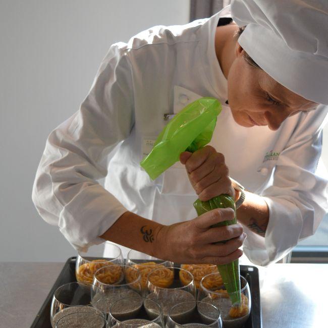 cooker Francesca Geloni