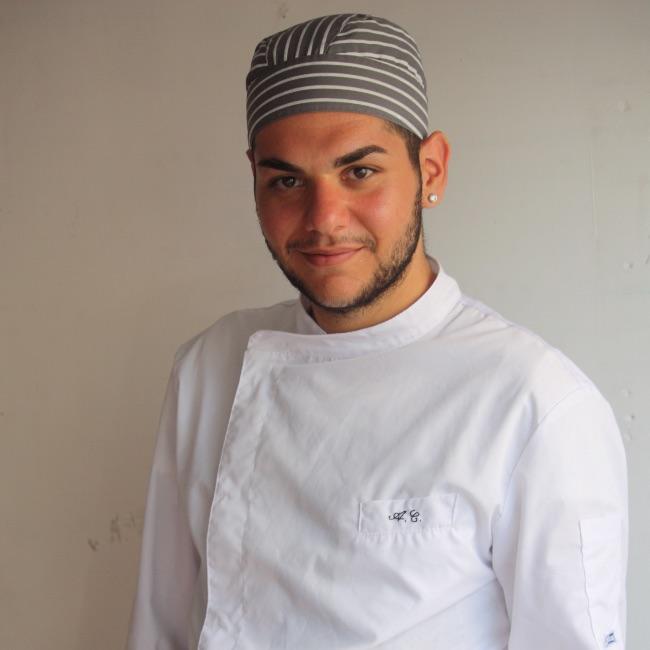 cooker Antonio Cesarano