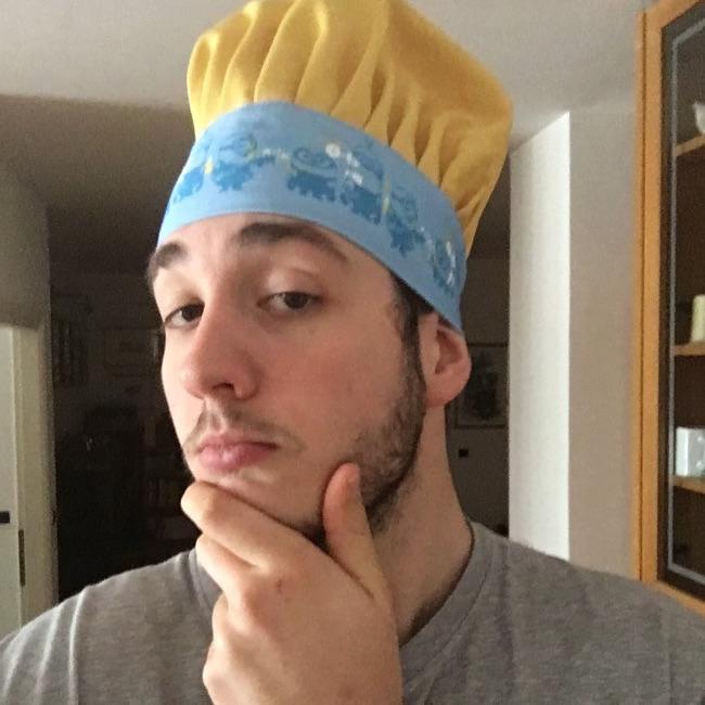 cooker Tommaso Visci