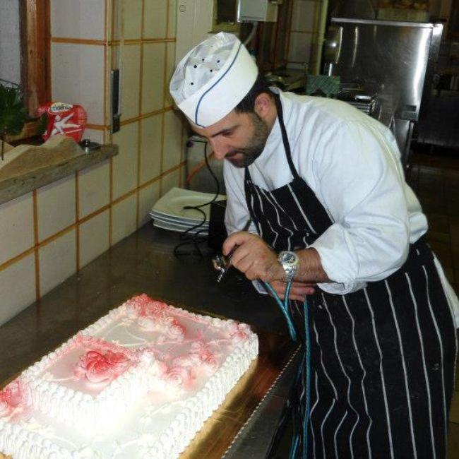 cooker Carmelo Tortora