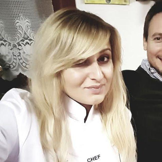 cooker Francesca Briga