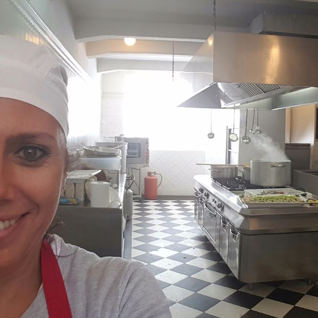 cooker Anna Giammarioli