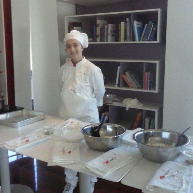 cooker Nicoletta Baini