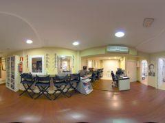 Salón de peluquería y belleza