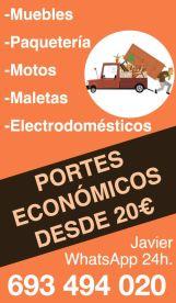Portes Mudanzas Rico En Alicante