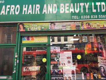 Afro Hair & Beauty