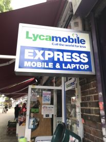 Express Mobile And Laptop