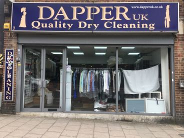 Dapper Dry Cleaners