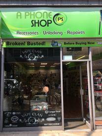A Phone Shop