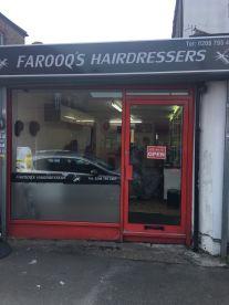 Farooq's Hairdressers
