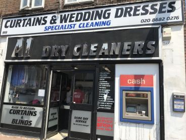 A1 Dry Cleaners