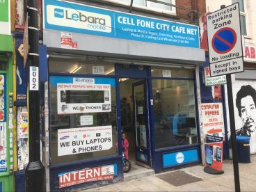 Cell Fone City Cafe Net