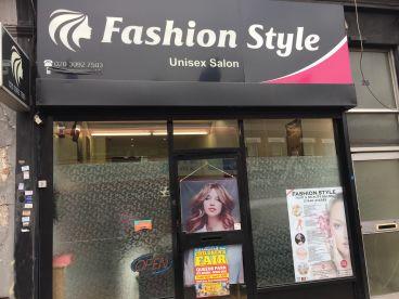 Fashion Style Hair Salon