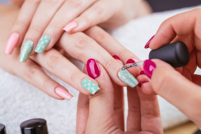 Polished Nail Studio Gel Nail Extensions In Kegworth