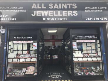 All Saints Jewellers