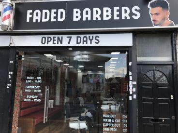 Faded Barbers